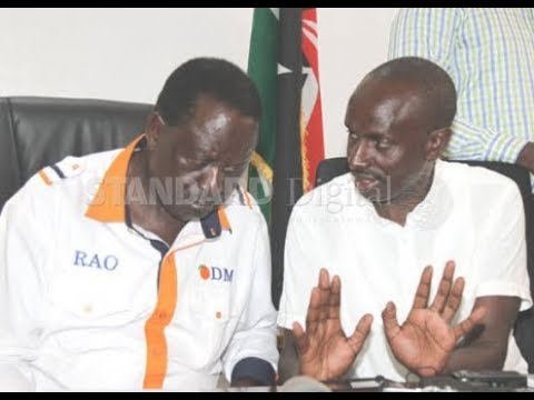 KNUT Sec Gen Wilson Sossion turns down ODM's nomination offer