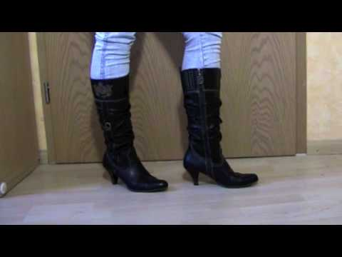 Fashion Friday ★ Stiefel