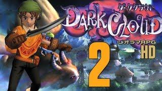 Let's Play: Dark Cloud (HD) - Ep. 2: Dungeon Crawler