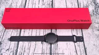 OnePlus Watch - Unboxing and First Look