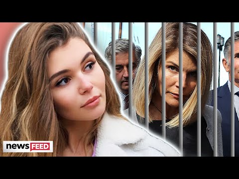 Olivia Jade Is DISTRAUGHT While Imprisoned Mom Is A 'Wreck'