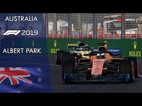 CARRERA GRAN PREMIO DE AUSTRALIA 2019 | Mod F1 2019 | F1 2018 Codemasters