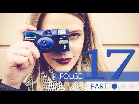 ANALOG FOTOGRAFIEREN mit einer EINWEGKAMERA // PART 1