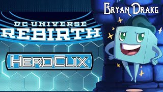 Heroclix: DC Rebirth Review with Bryan