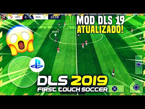 SAIU!! NOVO MOD DREAM LEAGUE SOCCER 20 [OFFLINE/300MB]  NOVO MENU & GRÁFICOS HD | DOWNLOAD