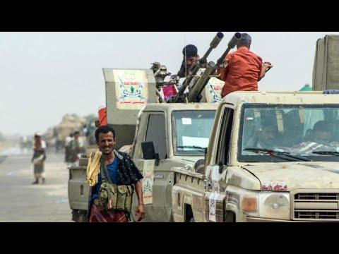 معارك طاحنة بين الحوثيين والتحالف العربي في المديريات الحدودية مع السعودية