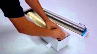 How to assemble a Wrapmaster dispenser
