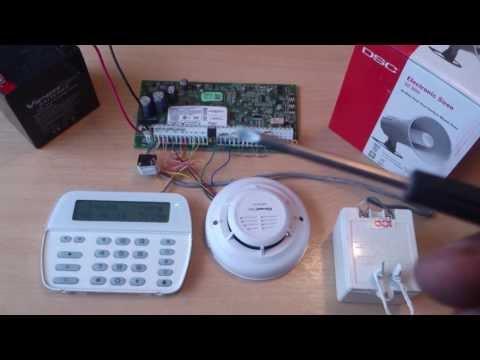 DSC - Sistema básico de detección de incendios