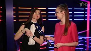 Диана Хитарова. Интервью после выступления - За кадром - Победитель