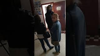 Одесса, дети, школа 11