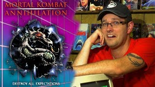 Mortal Kombat Annihilation: Terrible Sequel, Terrible Movie   Rental Reviews