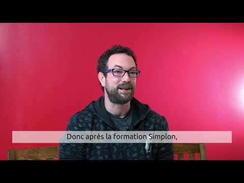 Video #Simplonforall - témoignages Alexandre