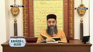 Kavâidü'l-Akâid Dersi 13. Bölüm