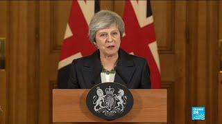 Brexit : Theresa May déterminée à défendre son accord avec Bruxelles malgré les démissions