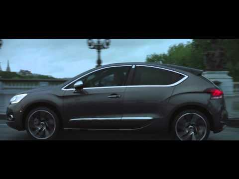 Citroen  Ds4 Crossback Хетчбек класса C - рекламное видео 2
