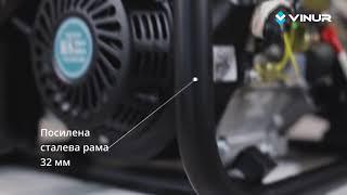 Обзор бензинового генератора Konner&Sohner KS 10000E ATS