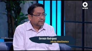 Todos a bordo - Jefe de videofilmotecas. Germán Rodríguez