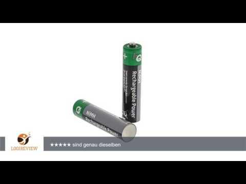 Wiederaufladbare Batterie Ersatz Akku AAA 950mah für Schnurlostelefon Siemens Gigaset Schnurlos