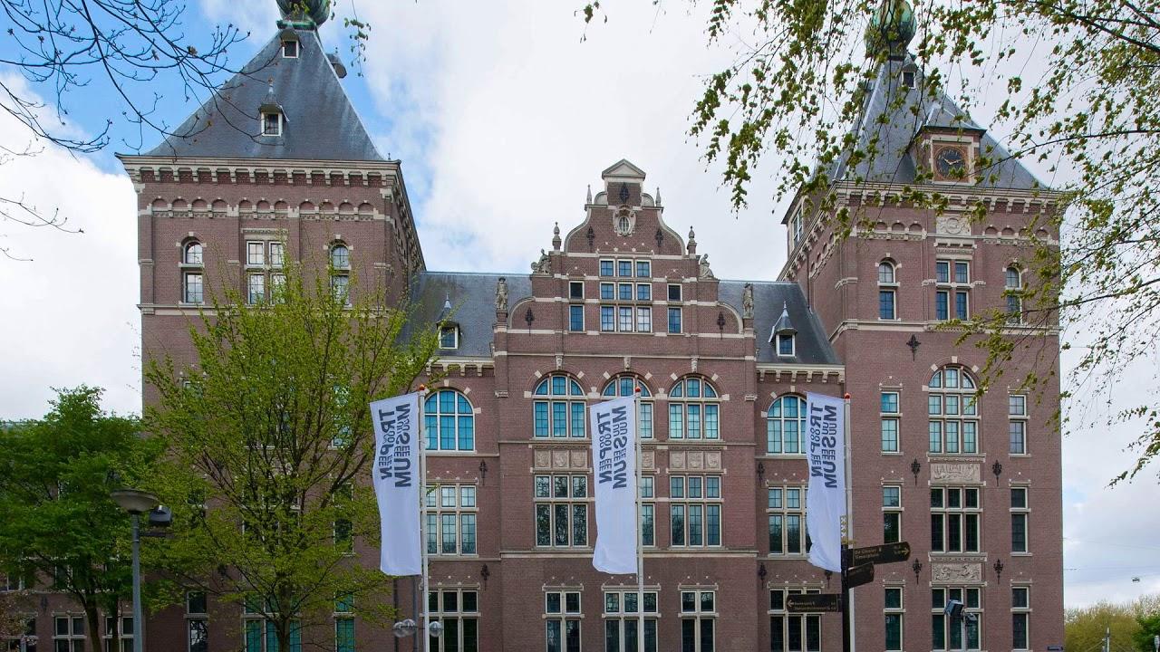 the tropenmuseum, museum of the tropics, amsterdam, netherlands, museum