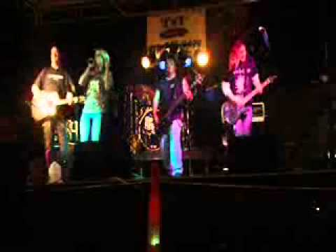 Baggage Claim Cover by The Sharon Sharp Band from Tulsa, OK. 10 20 12