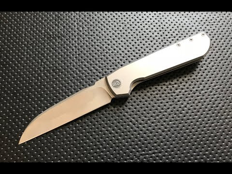 The WE Knives Wasabi Pocketknife: The Full Nick Shabazz Review