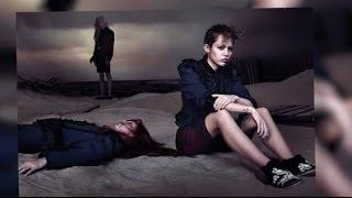 Miley Cyrus Modeling For Marc Jacobs | Splash News TV | Splash News TV