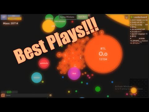Download Agma.io - Best Moments [Gameplay] HD Mp4 3GP Video and MP3