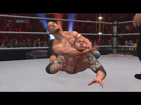 Download WWE Smackdown VS Raw 2011 Finishers HD Mp4 3GP Video and MP3