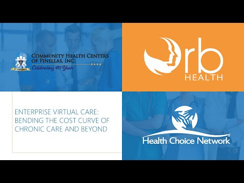 Bending the Cost Curve of Chronic Care and Beyond with Enterprise Virtual Care