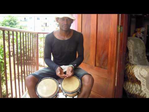 guaguanco con bongos