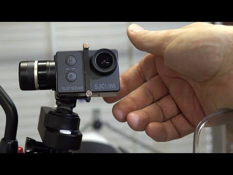Action Cam Mini Gimbal Review - The Feiyu Tech WG