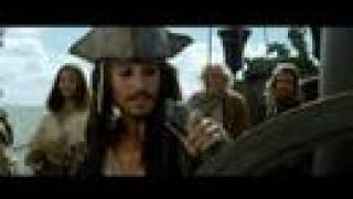 The Jack Sparrow Song (He's a Pirate)