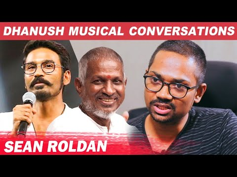 Dhanush's Research on Ilayaraja Music - Sean Roldon Opens up With Live Performance