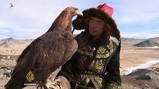 Những người thợ săn đại bàng cuối cùng ở Mông Cổ - Thế giới đó đây