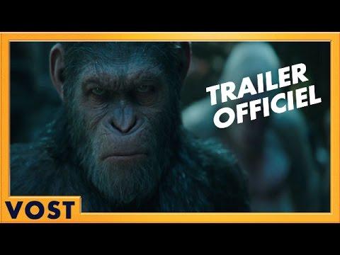 La Planète des singes : Suprématie Twentieth Century Fox France / Chernin Entertainment