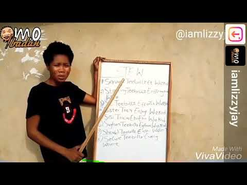 S.T.E.W Lessons - Iya Ibadan