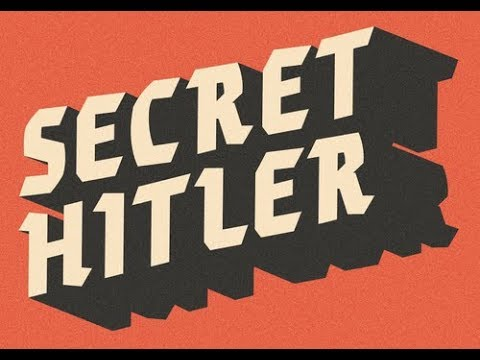 The Purge: # 1676 Secret Hitler: Another Social Deduction Game, but this Time You can Be Adolph Hitler