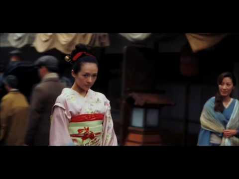 Memoirs of a Geisha - Memórias de uma Gueixa - Trailer