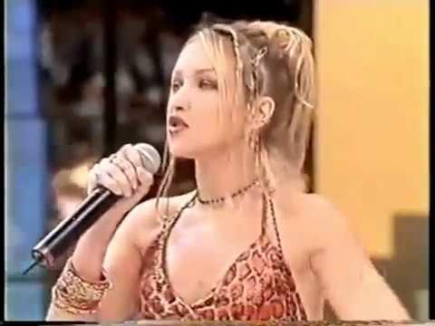 Deborah Blando - Somente O Sol (Domingão Do Faustão 1998)