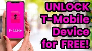 🇺🇸 🇬🇧 Unlock T-Mobile phone for FREE 🔓 Unlocking by code