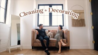 Cleaning + Decorating Our Home | May Vlog by Clothes Encounters