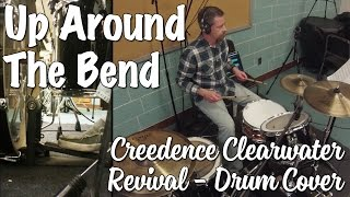 Up Around The Bend Cover By CCR