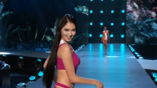 Kazakhstan - Miss Universe 2018 - Preliminary Competition