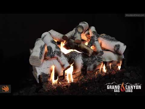 How to Light the Pilot Light on a Gas Log System