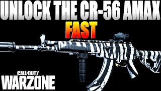 How To Unlock The CR-56 AMAX In WARZONE Without Modern Warfare Multiplayer