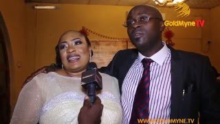 EXCLUSIVE: ACTRESS, FOLUKE DARAMOLA WEDS KAYODE SALAKO (COURT MARRIAGE)