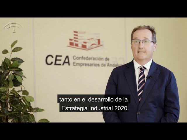 """""""Los retos de la empresa andaluza son la industria 4.0, la I+D+i y la transformación digital"""""""