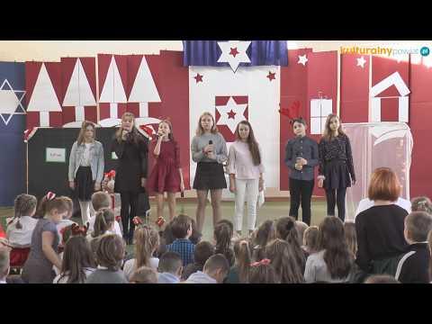 Świąteczna opowieść w SP 4 w Oświęcimiu