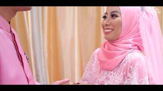 Official Wedding Video: Nurul Huda + Sirrul Hadi | 1 December 2018 #nhshweds