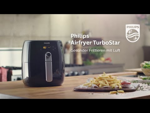 Philips HD 974590 Airfryer Avance Twin TurboStar